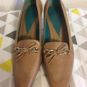 Vaneli Leather Shoes